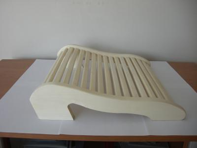 Headrest and Backrest art.number 055 Width 40 cm , Depth 41 cm , Height max. 10 cm , aspen 001